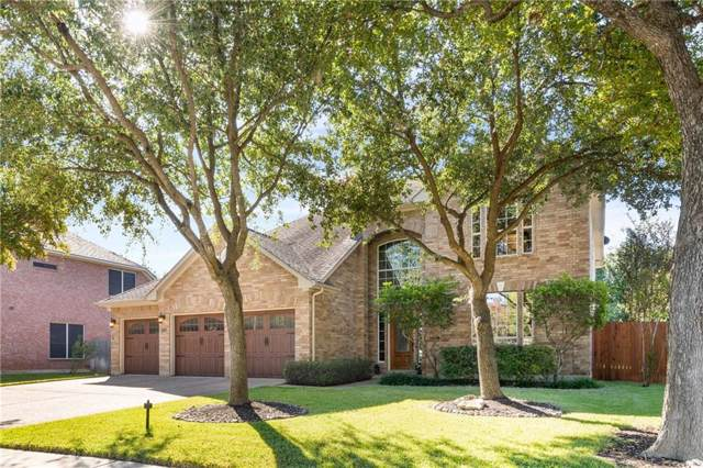 2803 Chatelle Dr, Round Rock, TX 78681 (#7237253) :: The Perry Henderson Group at Berkshire Hathaway Texas Realty