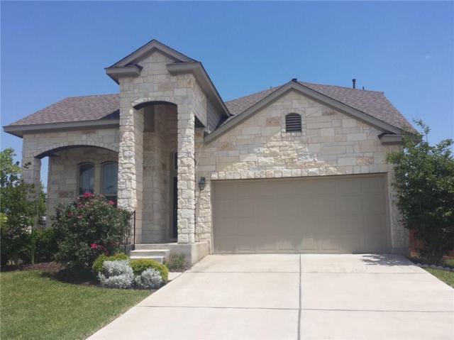 1101 Rock Mill Ln, Georgetown, TX 78626 (#7255485) :: Watters International