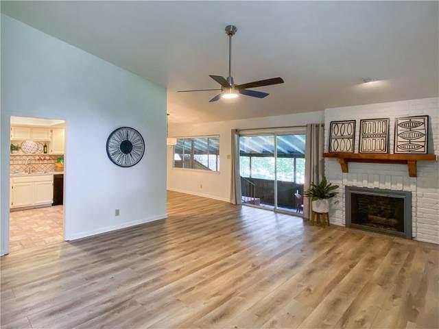 5502 Buffalo Pass A, Austin, TX 78745 (#7275359) :: Papasan Real Estate Team @ Keller Williams Realty