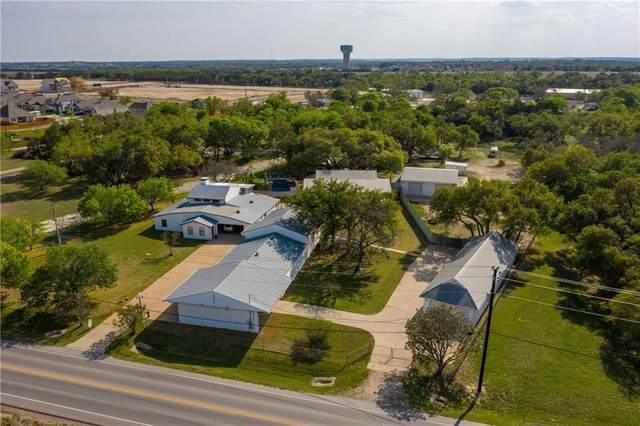 2819 N Bagdad Rd, Leander, TX 78641 (#7289246) :: Papasan Real Estate Team @ Keller Williams Realty