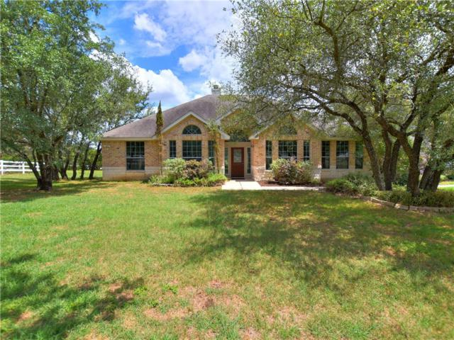 160 Thoroughbred Trce, Liberty Hill, TX 78642 (#7306685) :: The Perry Henderson Group at Berkshire Hathaway Texas Realty