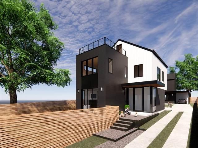 509 El Paso St A, Austin, TX 78704 (#7310416) :: Ben Kinney Real Estate Team