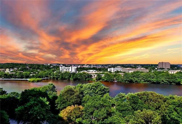 54 Rainey St #1020, Austin, TX 78701 (#7313239) :: Green City Realty
