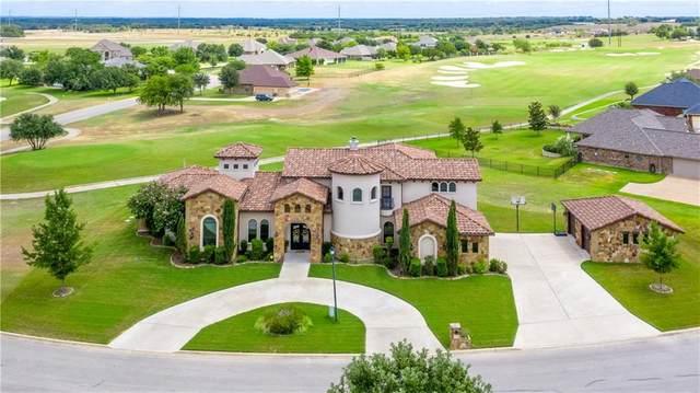 2709 Hester Way, Salado, TX 76571 (MLS #7314199) :: Brautigan Realty