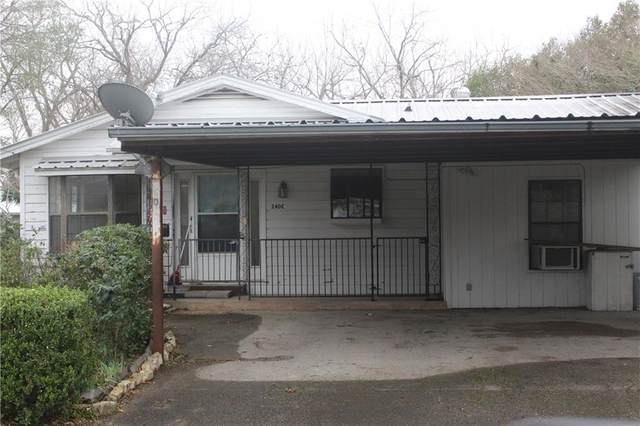 240 E Walnut St, La Grange, TX 78945 (#7339578) :: Papasan Real Estate Team @ Keller Williams Realty
