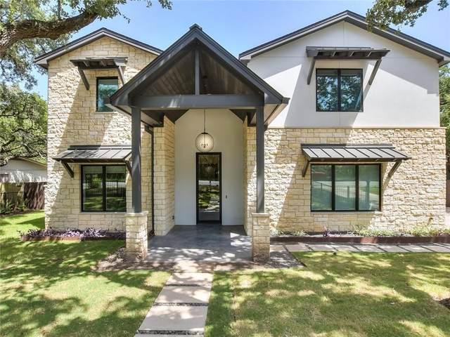 111 Westlake Dr, West Lake Hills, TX 78746 (#7344814) :: Lauren McCoy with David Brodsky Properties