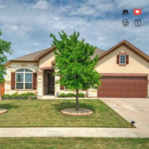 2825 San Milan Pass, Round Rock, TX 78665 (#7353391) :: Watters International