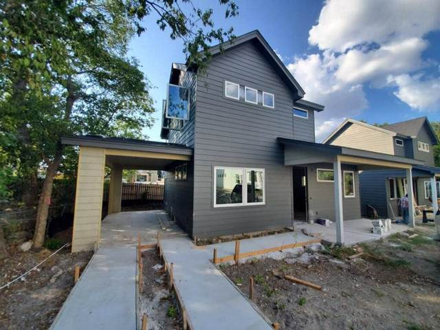 7206 Bethune St B, Austin, TX 78752 (#7361222) :: Zina & Co. Real Estate
