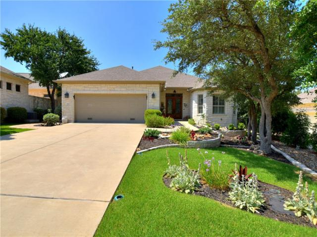 809 Palo Duro Canyon Trl, Georgetown, TX 78633 (#7372515) :: The Heyl Group at Keller Williams