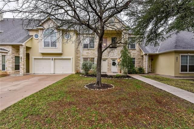 10300 Morado Cv #403, Austin, TX 78759 (MLS #7379686) :: Brautigan Realty