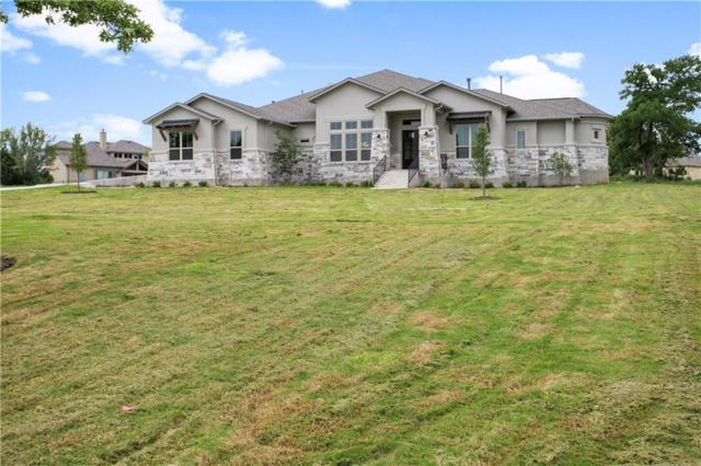 409 Flintlock Dr, Leander, TX 78641 (#7380338) :: Realty Executives - Town & Country