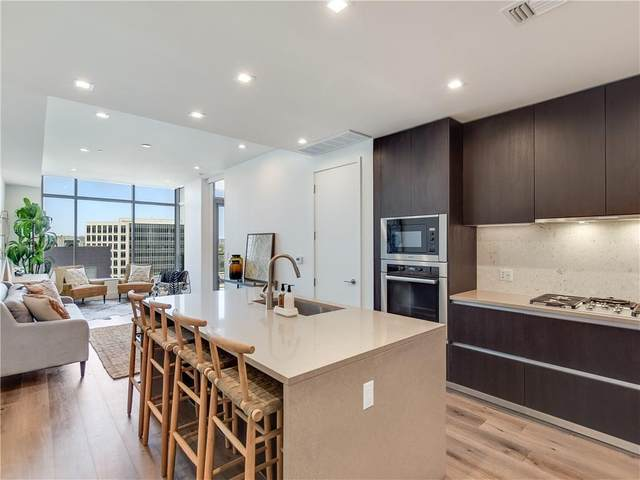501 West Ave #1602, Austin, TX 78701 (#7400681) :: Lucido Global