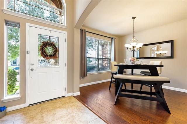 713 Wood Mesa Ct, Round Rock, TX 78665 (#7400844) :: Azuri Group | All City Real Estate