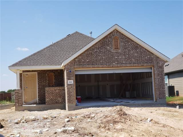 112 Gidran Trl, Georgetown, TX 78626 (#7406576) :: All City Real Estate