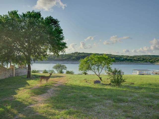 3100 Point Cv, Lago Vista, TX 78645 (#7412790) :: Papasan Real Estate Team @ Keller Williams Realty
