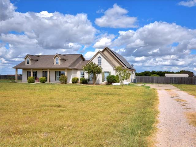 2153 County Road 101, Hutto, TX 78634 (#7417511) :: Zina & Co. Real Estate