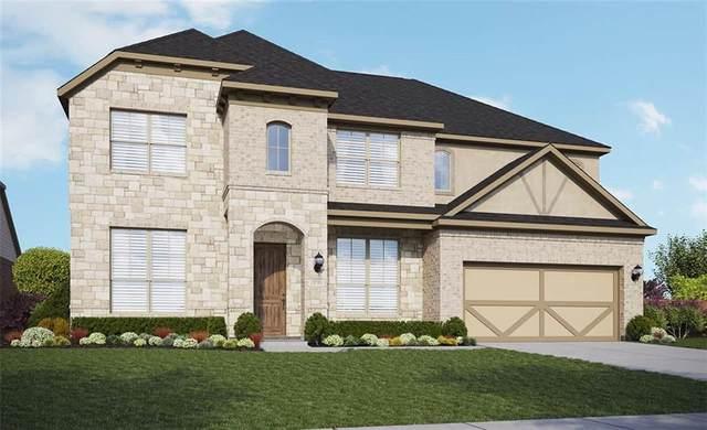 121 Rapid Springs Cv, Georgetown, TX 78628 (MLS #7422861) :: Brautigan Realty