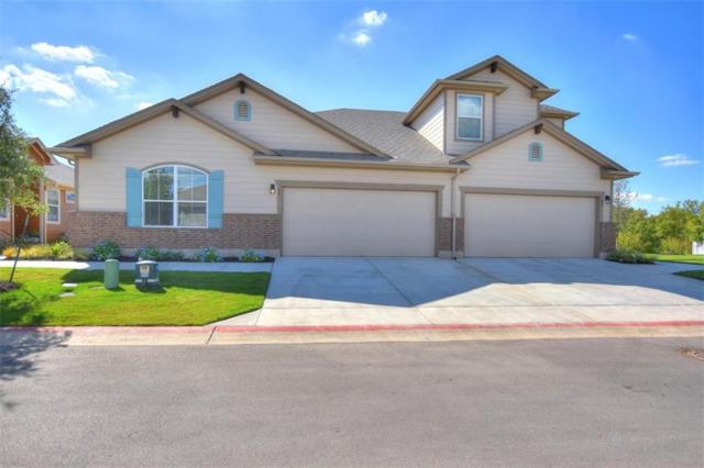 1701 Logan Dr #43, Round Rock, TX 78664 (#7422969) :: Ben Kinney Real Estate Team