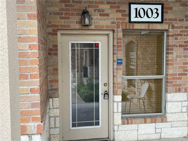 3613 Williams Dr #1003, Georgetown, TX 78628 (#7425319) :: Cord Shiflet Group