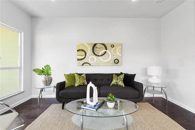 602 Delmar Ave A, Austin, TX 78752 (#7432221) :: Papasan Real Estate Team @ Keller Williams Realty