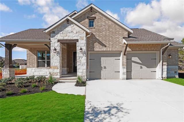 233 Baralo Dr, Leander, TX 78641 (#7432714) :: The Perry Henderson Group at Berkshire Hathaway Texas Realty