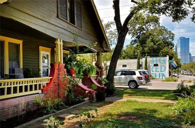 1403 E Cesar Chavez St, Austin, TX 78702 (#7436350) :: Green City Realty