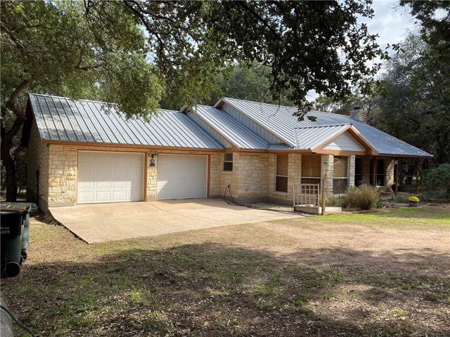 4207 Deer Trail, Spicewood, TX 78669 (#7437926) :: Ben Kinney Real Estate Team