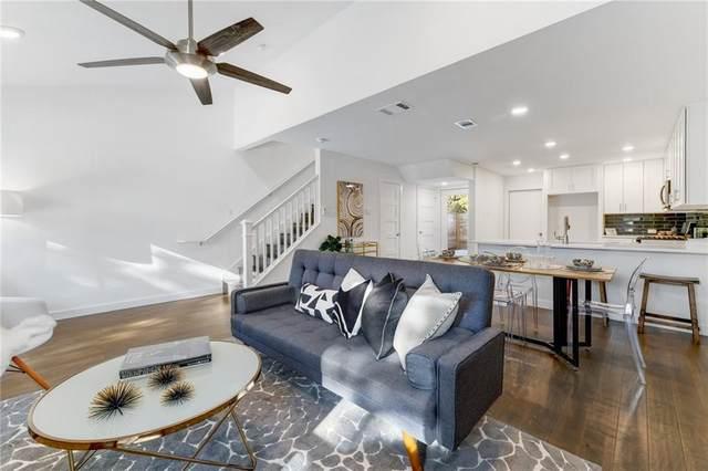 6712 Hart Ln B, Austin, TX 78731 (#7451088) :: Lauren McCoy with David Brodsky Properties