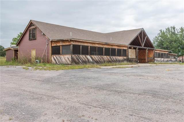 15603 E State Highway 29, Buchanan Dam, TX 78609 (#7459370) :: Watters International