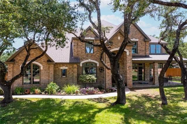 815 Elliott Ranch Rd, Buda, TX 78610 (#7469776) :: RE/MAX IDEAL REALTY