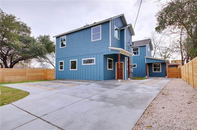 6815 Montana St A, Austin, TX 78741 (#7497917) :: The Summers Group