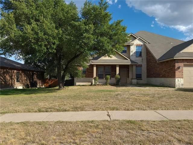 4900 Smoky Quartz Dr, Killeen, TX 76542 (#7553399) :: RE/MAX Capital City