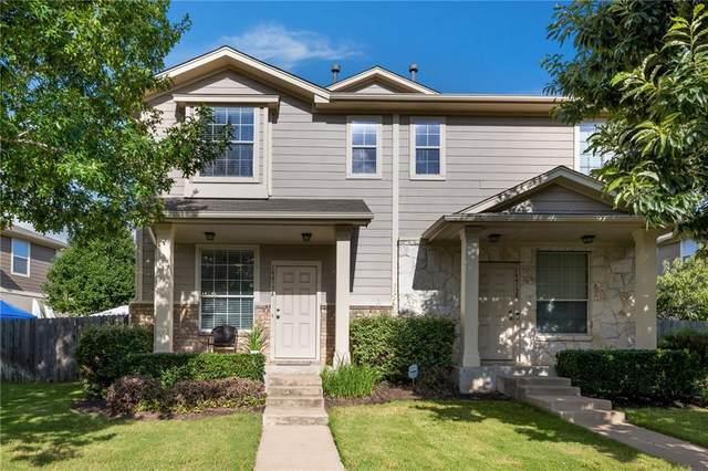 14412 Harris Ridge Blvd A, Pflugerville, TX 78660 (#7556855) :: Papasan Real Estate Team @ Keller Williams Realty