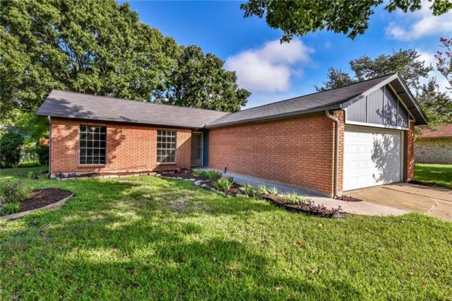 1006 Long Meadow Dr, Round Rock, TX 78664 (#7560147) :: Papasan Real Estate Team @ Keller Williams Realty