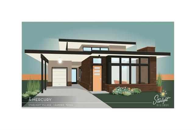 424 Starlight Village Loop #16, Leander, TX 78641 (#7569831) :: Lauren McCoy with David Brodsky Properties