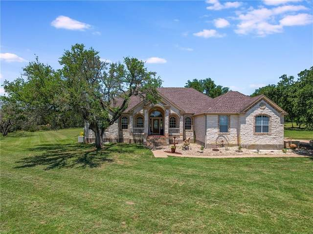 285 County Road 211, Liberty Hill, TX 78642 (#7570758) :: R3 Marketing Group