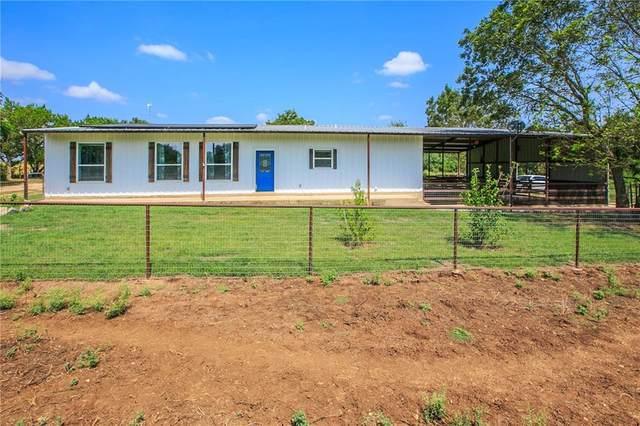 450 County Road 203 Rd, Liberty Hill, TX 78642 (#7574661) :: Papasan Real Estate Team @ Keller Williams Realty