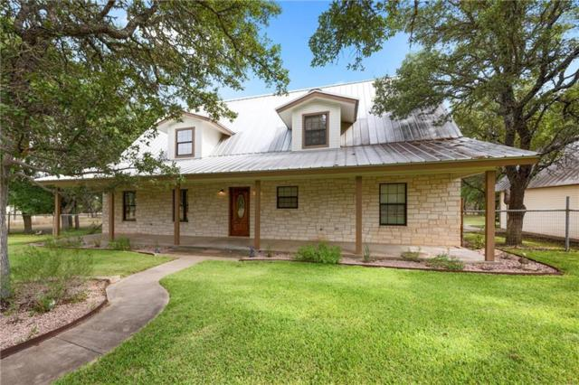 121 Circle Oaks Dr, Burnet, TX 78611 (#7593462) :: Watters International