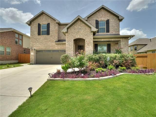 708 Pioneer Grv, Round Rock, TX 78665 (#7595907) :: Papasan Real Estate Team @ Keller Williams Realty