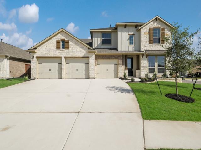 100 Mindy Way, Liberty Hill, TX 78642 (#7622090) :: Douglas Residential