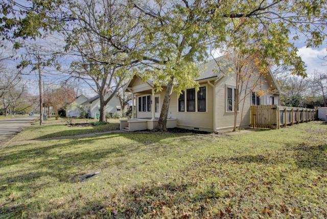 409 W 10th St, Taylor, TX 76574 (#7626546) :: 12 Points Group