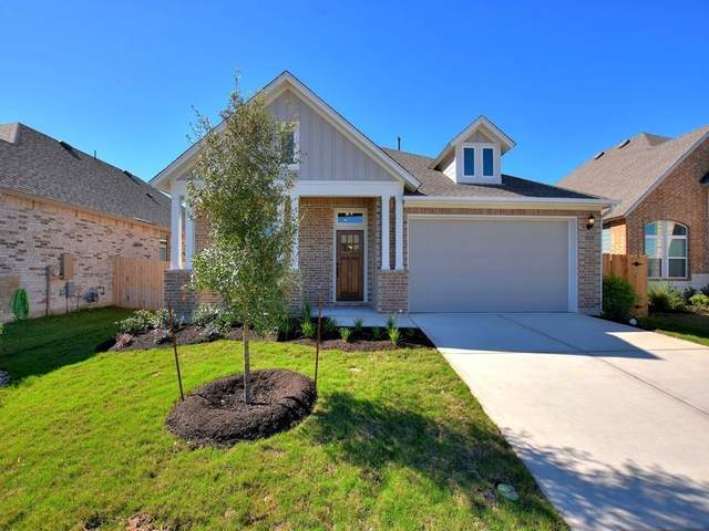 113 Docking Iron Dr, Hutto, TX 78634 (MLS #7631082) :: Brautigan Realty