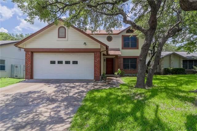 3307 Sweetgum Trce, Cedar Park, TX 78613 (#7635150) :: Papasan Real Estate Team @ Keller Williams Realty
