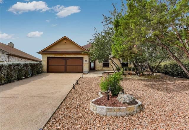 2 Par Cir, Wimberley, TX 78676 (#7638937) :: Papasan Real Estate Team @ Keller Williams Realty