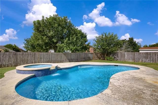 1103 Fox Sparrow Cv, Pflugerville, TX 78660 (#7652947) :: Papasan Real Estate Team @ Keller Williams Realty