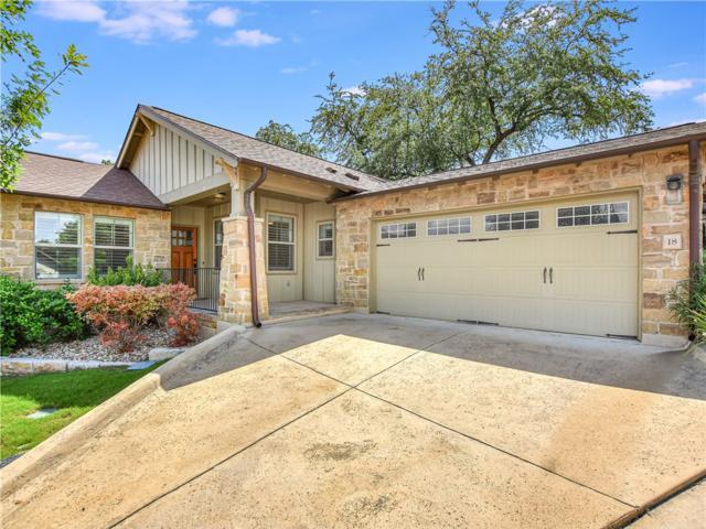 14501 Falcon Head Blvd #18, Bee Cave, TX 78738 (#7671233) :: Lauren McCoy with David Brodsky Properties