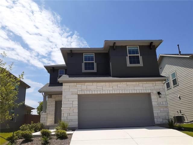 1136 Kimblewick Dr, Georgetown, TX 78626 (#7673982) :: Ben Kinney Real Estate Team