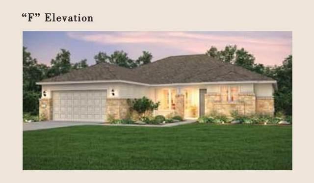 128 Coyote Trl, Georgetown, TX 78633 (#7677074) :: Ben Kinney Real Estate Team