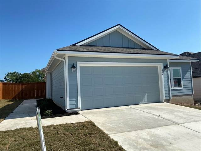 724 Wagon Spoke Way, Liberty Hill, TX 78642 (#7677612) :: Papasan Real Estate Team @ Keller Williams Realty
