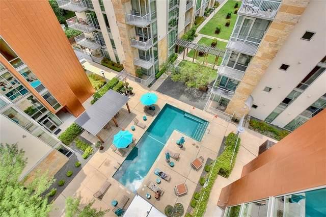 1600 Barton Springs Rd #3506, Austin, TX 78704 (#7680711) :: Lauren McCoy with David Brodsky Properties